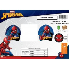 Czapka Marvel Spider-man