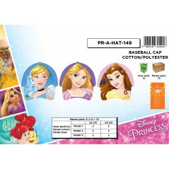 Princess Disney Cap