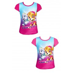 Paw Patrol Girl Short Sleeve T-Shirt