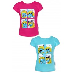 Smurf short sleeve t-shirt