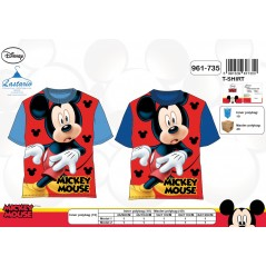T-Shirt Manches courtes Mickey Disney
