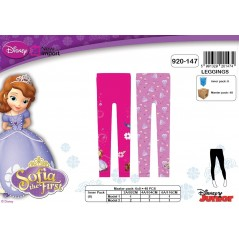 Leggings Princesa Sofia 920-156