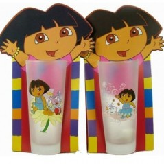Dora the Explorer Glass