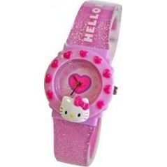 MONTRE HELLO KITTY POMME ANALOGIQUE