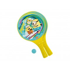 Minions Beach Racquets with 1 Ball