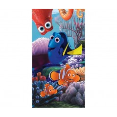 Beach towel or bath towel Dory Disney