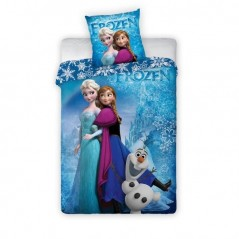 Duvet cover queen from snow 140 X 200 cm