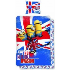 Bed linen Minions - 100 % Cotton