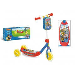 Scooter Paw Patrol 3 Wheels - Pat Patrouille