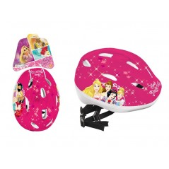 Helmet child protection with Disney Princess Drawing