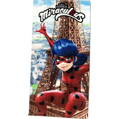 Miraculous cotton beach towel