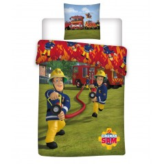 Duvet Cover Sam The Fireman