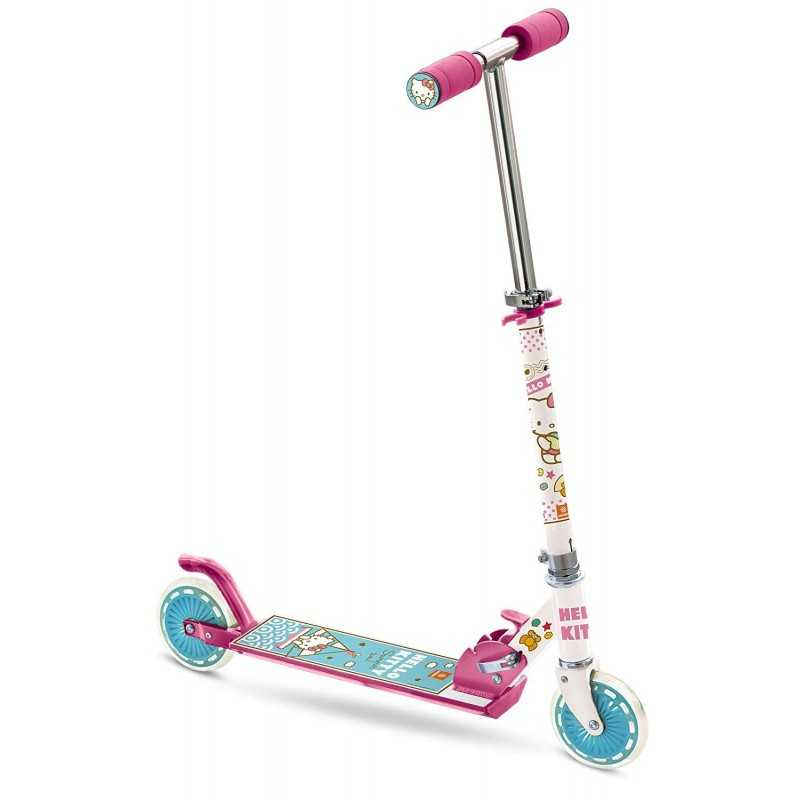 Hello Kitty 2 ruote scooter