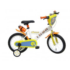 Bicycle 16 Inch Minions Mondo