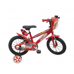 "Mondo Bike 16 ""Cars Disney"