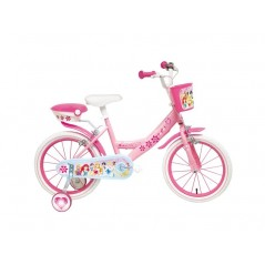 "Bike Princess Dsiney 14"" Mondo"