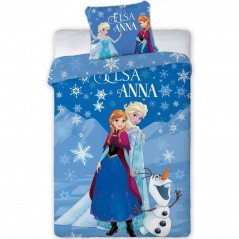 Frozen bedding set - the queen of snow - 100% cotton
