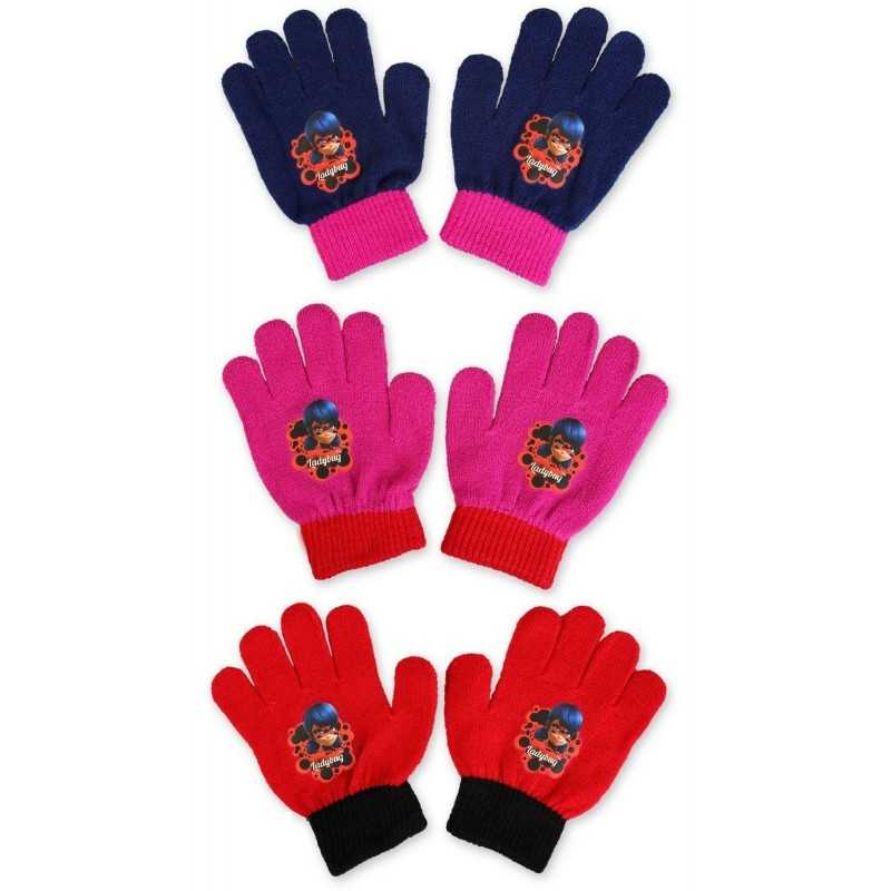 Set gants Miraculous
