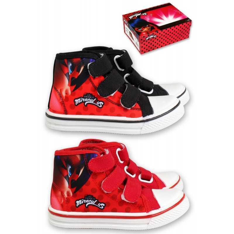Wundersamer Schuh hoch
