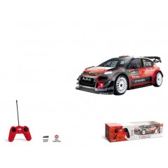 "Radio-controlled car Citroën C3, in its version rally ""(WRC)."