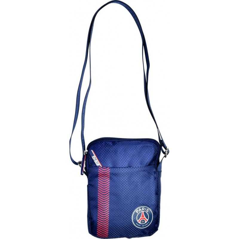Paris Saint-Germain Bleu -Stadium Shoulder Bag