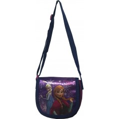 Frozen the snow queen - mini bag gibecière