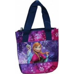 Mini Sac Shopping la reine des neiges disney