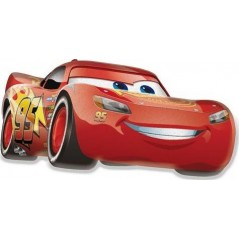 Cars McQueen Shaped Cushion