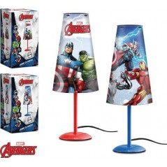 Avengers Bedside Lamp 38 cm conical