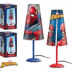 Lampe de Chevet Spiderman 38 cm en forme conique