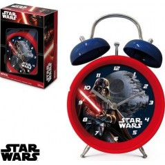 Réveil Star Wars 16 cm