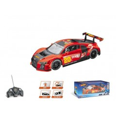 Audi R8 Radio Controlled Car - LMS 1/14 - Hot Wheels