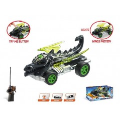 Dragon Blaster 1/24 Radio Controlled Car - Hot Wheels