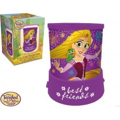 Nightlight Projector Disney Rapunzel z gwiazdami