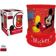 Disney Mickey Projector night light with stars