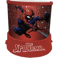 Spiderman Projector Nightlight with Stars