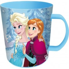 Mug Snow Queen Plastic Micro 350 ML