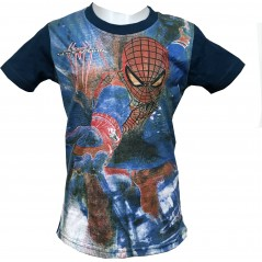 Spiderman Kurzarm T-Shirt