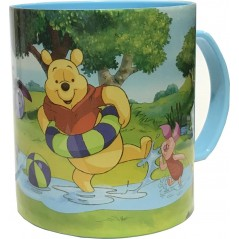 Mug winnie the Disney disney bear Micro Plastic 350 ML