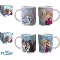 Mug Ceramic snow queen 23,7 CL
