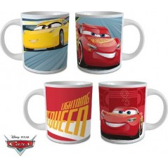 Disney Ceramic Cars Mug 23.7 CL