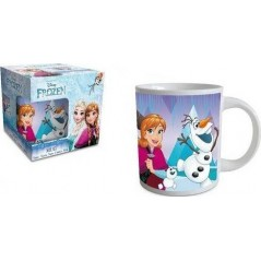 Mug Frozen disney ceramic 23,7CL