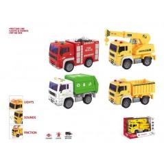 Véhicule a friction truck 20 cm