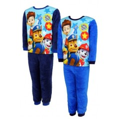 Paw Patrol Pajama in Coral Fleece