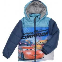 Disney Cars Hooded Down Jacket