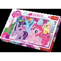 Maxi puzzles My Little Pony 24 pièces