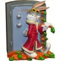 Piggy bank figurine resin 3D Bugs Bunny