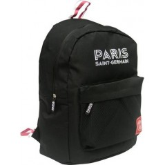 PSG Official Backpack Paris Saint-Germain de Stadium 4 - In black