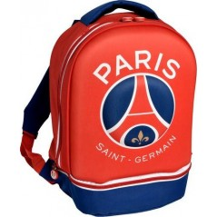 Sac à dos de loisirs eva Paris Saint-Germain en 3 D– Collection officielle PSG en rouge