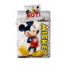 Duvet cover Mickey with Pillowcase
